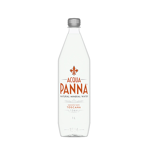 Acqua Panna 1 L Plastic Bottle