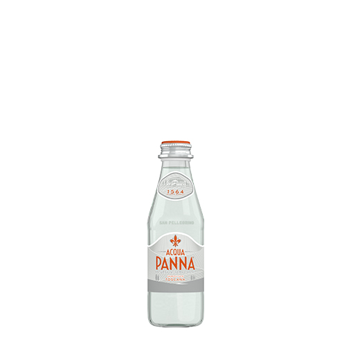 Acqua Panna 25 cl Glass Bottle