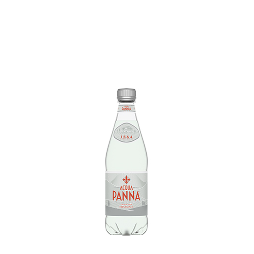 Acqua Panna 50 cl Plastic Bottle