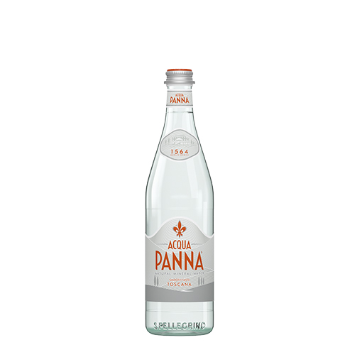 Acqua Panna 75 cl Glass Bottle