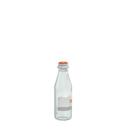 Acqua Panna 25 cl Glass Bottle Side