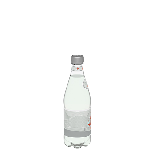Acqua Panna 50 cl Plastic Bottle Side