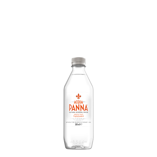 50 cl water plastic bottle no background