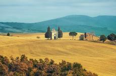 Instagrammable Place in Tuscany