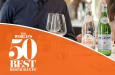 Acqua Panna is proud to support the 50 Best for Recovery Programme