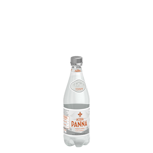 Acqua Panna Bottiglia di plastica 50 cl e borsa Animazione