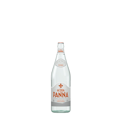 Acqua Panna 50 cl Glass Bottle
