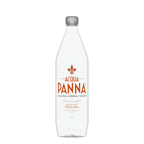 Acqua Panna 1 L Plastic Bottle Front