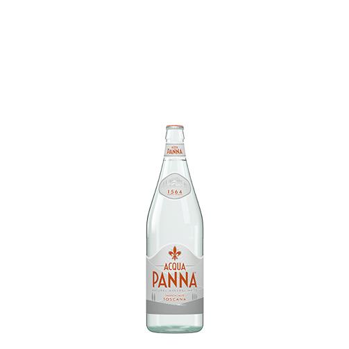 Acqua Panna 50 cl Glass Bottle Front