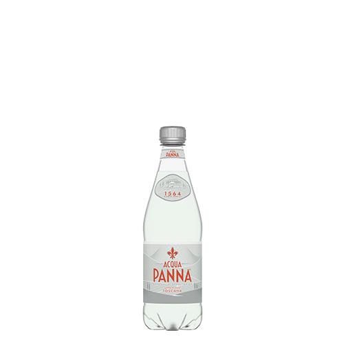 Acqua Panna 50 cl Plastic Bottle Front