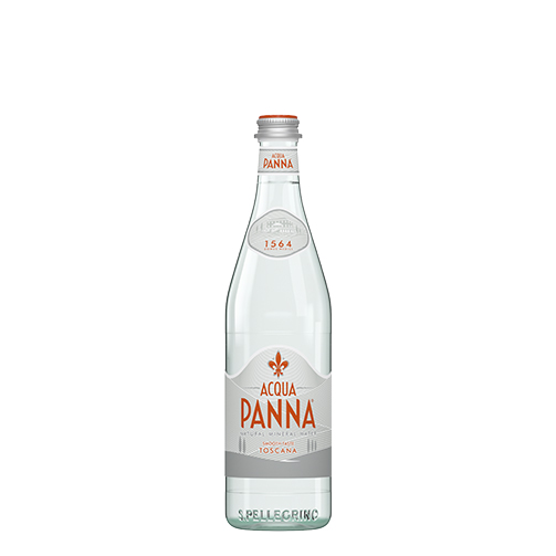 Acqua Panna 75 cl Glass Bottle Front