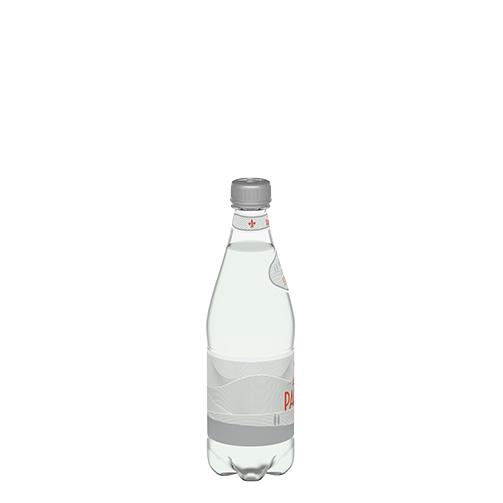 Acqua Panna 50 cl Plastic Bottle Side
