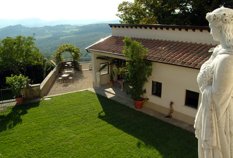 Best of Tuscany, Villa Panna