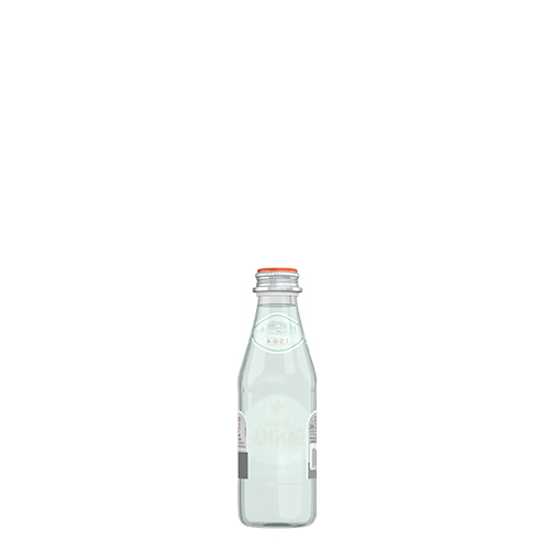 Acqua Panna 25 cl Glass Bottle Back