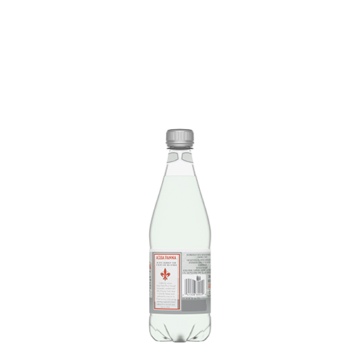 Acqua Panna 50 cl Plastic Bottle Back