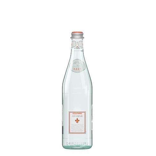 Acqua Panna 75 cl Glass Bottle Back