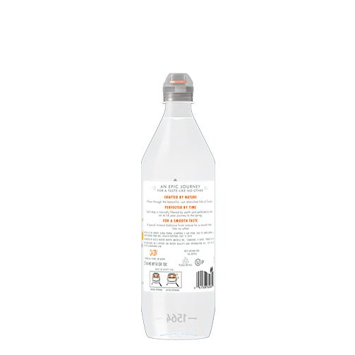 Acqua Panna 75 cl Plastic Bottle Back