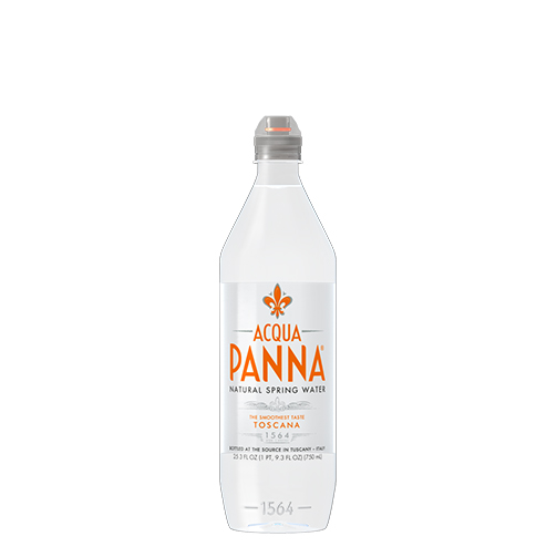 Acqua Panna 75 cl Plastic Bottle Front