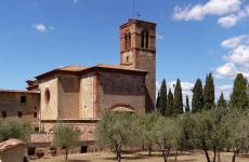 tuscan villa - discover movies filmed in tuscany